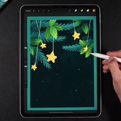 Digital Painting Tutorials, Digital Art Tutorial, Inkscape Tutorials, Art Tutorials, Sharpie Drawings, Art Drawings, Ipad Picture, Digital Art Beginner, Cute Cartoon Drawings