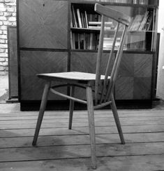 Tatra chair, type from year 1966.