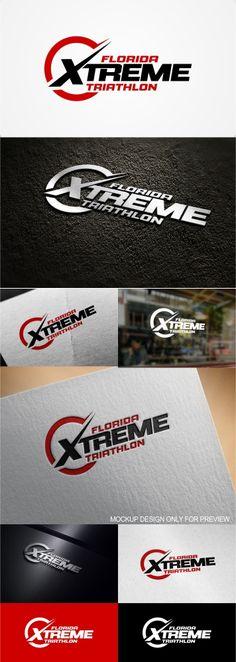 Florida Xtreme Triathlon - Endurance Logo Design Modern, Bold Logo Design by Liyana