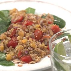 13 Easy, Healthy Quinoa Recipes. Packs a good protein punch, and is great 2nd day.