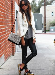 From sincerelyjules.com - one of my fav fashion bloggers