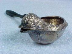 Cute Vintage Bird Tea Strainer