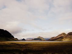 color  Photographs of Iceland by hlaus