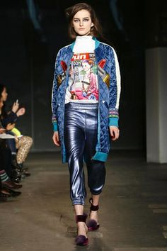 House of Holland Ready To Wear Fall Winter 2014 London - NOWFASHION