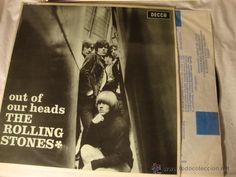 LP Rolling Stones, The Out Of Our Heads Label: Decca LK 4733 Country: UK Released: Sep 1965 EX+EX+