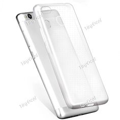 Ultra-thin Transparent Protective Soft Case Back Cover Shell Protector for Xiaomi Max E-514946