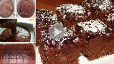 Nadýchaný kávový dort s čokoládovou polevou připravený za 30 minut! Romanian Desserts, Romanian Food, Cooking Recipes, Healthy Recipes, Cupcake Cakes, Gingerbread, Biscuits, Caramel, Deserts