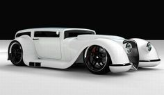 Sinister - a 30's Ford style car