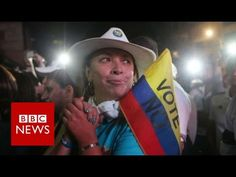 Colombia referendum: Voters reject Farc peace deal - BBC News Last News, Bbc News, New Day, Sports And Politics, Peace, Spanish, Map, Colombia, News