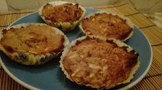 Almás muffin - almás sütemények Muffin, Paleo, Breakfast, Food, Morning Coffee, Essen, Muffins, Beach Wrap, Meals