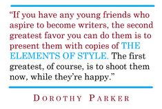 Dorothy Parker, Elements Of Style, You Can Do, Two By Two, Writer, Happy, Cat, Sign Writer, Cat Breeds
