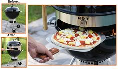 oven pizzas any time!