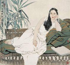 He Tianjin (何家英; b1957, Tianjin, Northeastern China)