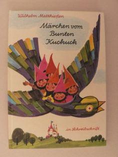 antiquarisches Buch – Wilhelm Matthießen/Irene Schreiber (Illustr.) – Märchen vom Bunten Kuckuck