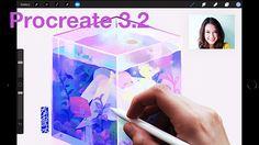 Procreate 3.2アップデート | レイヤーのグループ化や動画配信、PSDファイルのインポートなど新機能を詳しく解説(前編) | iPad Creator