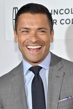 """Mark Consuelos Photos Photos - Actor Mark Consuelos attends the """"All We Had"""" Premiere during the 2016 Tribeca Film Festival at BMCC John Zuccotti Theater on April 15, 2016 in New York City. - 'All We Had' Premiere - 2016 Tribeca Film Festival"""