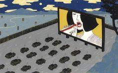 Jee-Shaun Wang's drawings