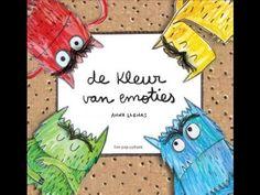 De kleur van emoties M.b.v. het boek leert je kind 5 emoties herkennen en benoemen. Dit is een prachtige pop-up boek. Ik heb er een filmpje van gemaakt. Kijk maar snel op mijn website.