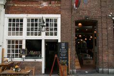 Chocolate Company - Hinthamerstraat 57