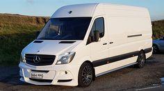 Benz Sprinter, Mercedes Sprinter, Mercedes Benz, Campervan, Old School, 4x4, Porsche, Vans, Vehicles