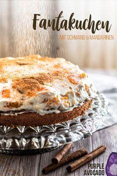 Die 35 Besten Bilder Von Fantakuchen Mit Schmand Baking Cake