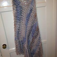 Monster in Law Crochet Poncho