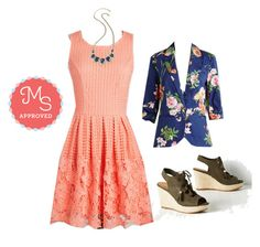 """Sway the Foundation Dress"" by modcloth ❤ liked on Polyvore featuring women's clothing, women, female, woman, misses and juniors"