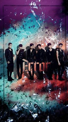 VIXX || Error || wallpaper for phone