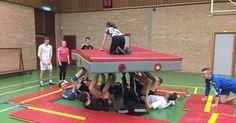 Via : https://www.gymspiratie.nl/gymspellen/draai-de-mat/ . www.gymspiratie.nl