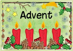 "Ideenreise: Plakat ""Advent"""
