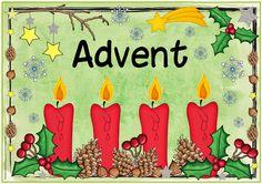 "Ideenreise: Plakat ""Advent"""