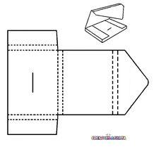 BUSTE PER I BIGLIETTI D'AUGURI FAI DA TE TUTORIAL | Instruções Origami, Origami Paper Art, Diy Gift Box, Diy Box, Gadgets For Dad, Flower Box Gift, Cardboard Box Crafts, Card Tutorials, Diy Arts And Crafts