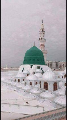Al Masjid An Nabawi, Mecca Masjid, Masjid Al Haram, Islamic Images, Islamic Pictures, Islamic Art, Muslim Pictures, Islamic Wallpaper Hd, Medina Mosque