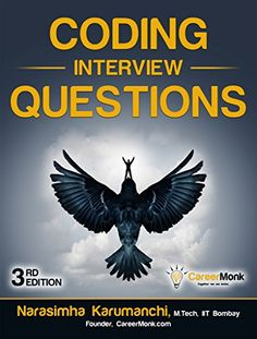 28 best ebooks images on pinterest amazon beauty products and coding interview questions 3rd edition pdf download free e book by narasimha karumanchi coding fandeluxe Image collections