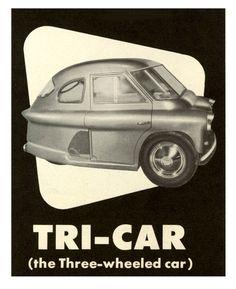 1955 Tri-Car