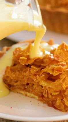 Cornflake Tart - Backen süß und herzhaft - Healt and fitness Tart Recipes, Baking Recipes, Sweet Recipes, Dessert Recipes, Dinner Recipes, Jam Tarts, Delicious Desserts, Yummy Food, Sweet Tarts