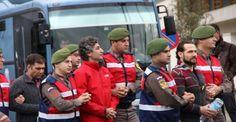 Suikast girişimi davasında 155 polis kayıtları okundu