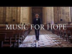 Bocelliho vystúpenie nazvané Hudba pre nádej, odvysielané z milánskeho Dómu naživo, sledovalo cez YouTube viac ako 22 miliónov divákov.
