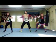 Lucy Zumba zin(Ginza) - YouTube