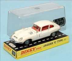 Dinky Toys 131 Jaguar E Type 2+2