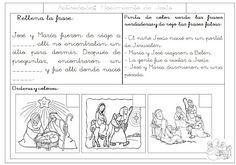 El Arte De Enseñar Actividades Nacimiento De Jesús Nacimiento De Jesus Nacimiento Del Niño Jesus De Jesus