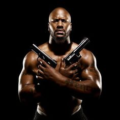 James Harrison...Pittsburgh Steelers Linebacker and official BADASS