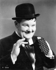 Intrinseco y expectorante: Oliver Hardy: El Gordo
