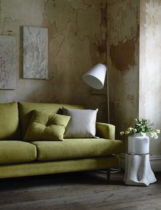 Molmic Crawford Sofa // #contemporary design