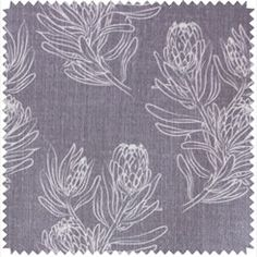 Via Emily Ziz - Design Kist offer a range of digitally printed designs on a cotton base cloth. Colour customisation of all designs is possible. Please contact us to discuss your requirements further. Fabric Patterns, Print Patterns, Pattern Print, Protea Flower, Flowers, Watercolor Techniques, Mark Making, Woodblock Print, All Design