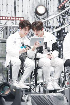 jisung and minho | minsung