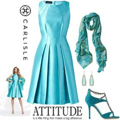 """""""Carlisle: I like your attitude."""" by carlislecollection on Polyvore"""