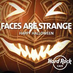 Faces Are Strange