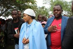 Thousands of MDC supporters thronged Buhera to bid a final farewell to opposition leader Morgan Tsvangirai who was laid to rest next to his first wife Susan Tsvangirai. Pictures, Dresses, Fashion, Photos, Vestidos, Moda, Fashion Styles, Dress, Fashion Illustrations
