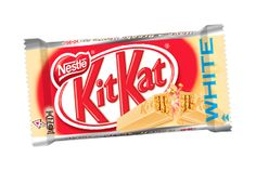 Kit Kat White. Spain. Kit Kat Flavors, Spain, Candy, Crisp, Food, Gift, Fiesta Party Foods, Recipes With Rice, Sevilla Spain